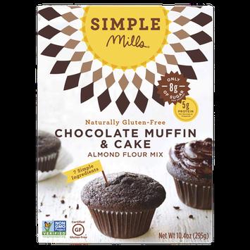 Simple Mills® Chocolate Muffin & Cake Mix