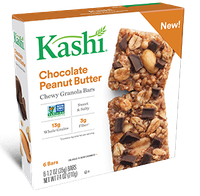Kashi® Chocolate Peanut Butter Chewy Granola Bars