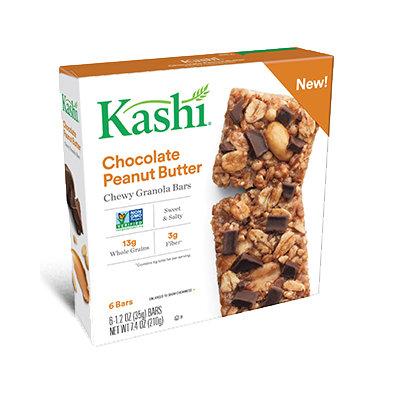 Kashi® Chocolate Peanut Butter Chewy Granola Bars