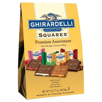 Ghirardelli Premium Assortment Chocolate Squares