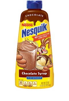 Nesquik® Chocolate Syrup