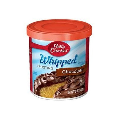 Betty Crocker™ Whipped Chocolate Frosting