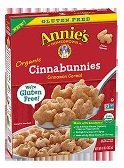 Annie's® Organic Cinnabunnies Cereal