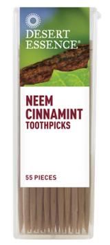 Desert Essence Cinnamint Toothpicks