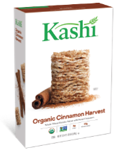 Kashi® Cinnamon Harvest Whole Wheat Biscuits