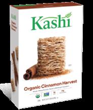 Kashi® Cinnamon Harvest Whole Wheat Biscuits