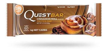 QUEST NUTRITION Cinnamon Roll Protein Bar
