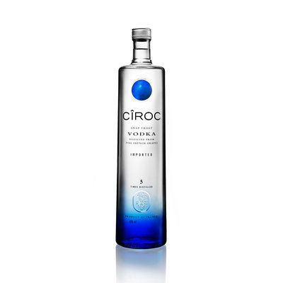 Ciroc Vodka Snap Frost 5 Times Distilled