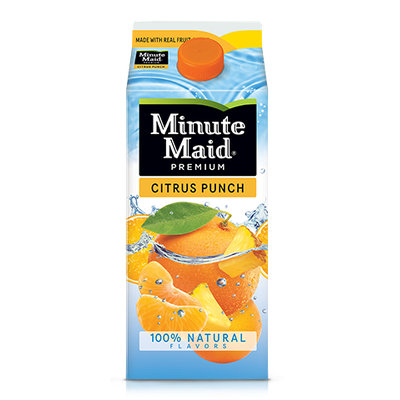Minute Maid® Citrus Punch