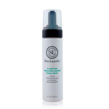 Skin Laundry Clarifying Medicated Foaming Facial Wash