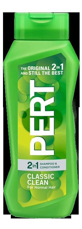 PERT® Plus Classic Clean 2 in 1 Shampoo & Conditioner