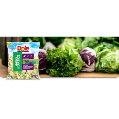 Dole Classic Iceberg Salad
