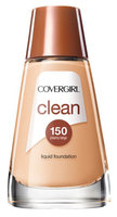 COVERGIRL Clean Liquid Makeup