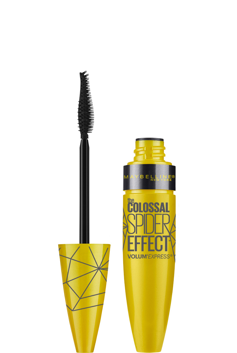 Maybelline Volum' Express® The Colossal Spider Effect™ Washable Mascara