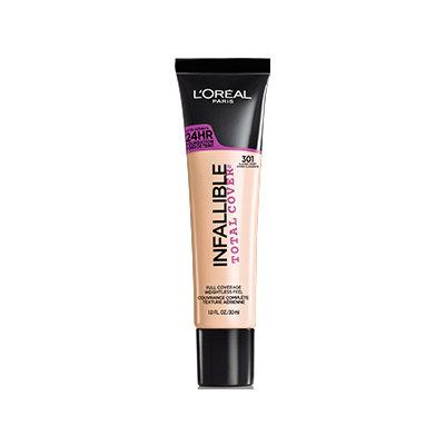 L'Oréal Paris Infallible® Total Cover Foundation