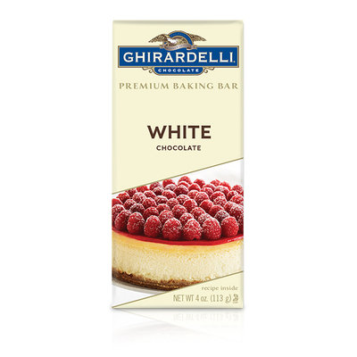 Ghirardelli Classic White Baking Bar