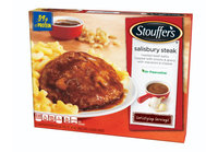 Stouffer's Salisbury Steak Satisfying