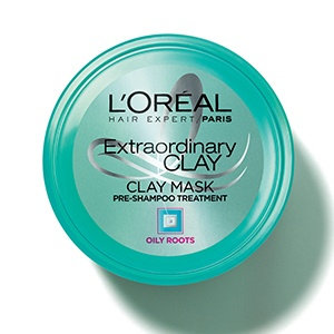 L'Oréal Paris Hair Expert Extraordinary Clay Pre-Shampoo Mask