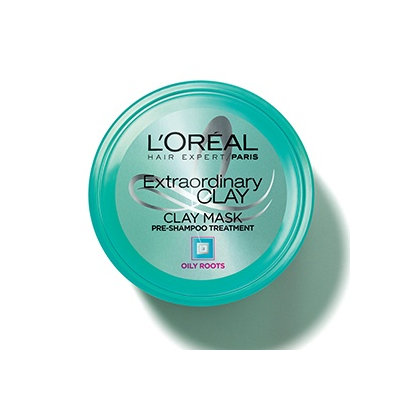 L'Oréal Paris Hair Expert Extraordinary Clay Pre-Shampoo Mask