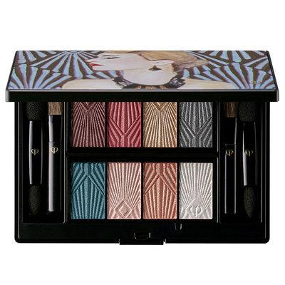 Clé de Peau Beauté Les Annees Folles Eye Shadow Palette Christmas Box
