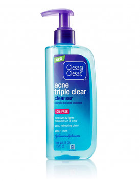 Clean & Clear® Acne Triple Clear™ Cleanser