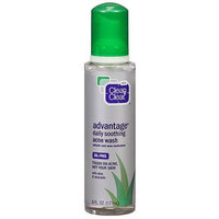 Clean & Clear® Advantage Daily Soothing Acne Wash Oil Free