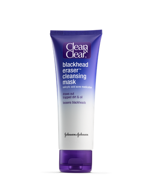 Clean & Clear® Blackhead Eraser™ Cleansing Mask