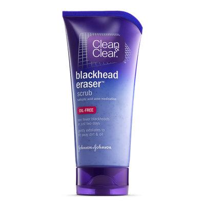 Clean & Clear® Blackhead Eraser™ Scrub