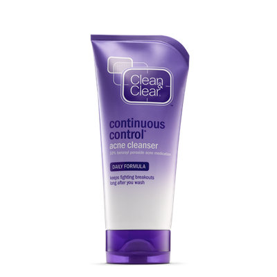 Clean & Clear® Continuous Control® Acne Cleanser