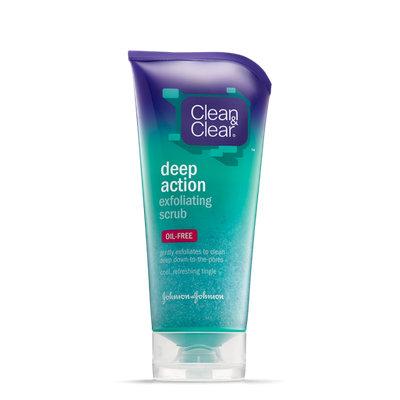 Clean & Clear® Deep Action Exfoliating Scrub