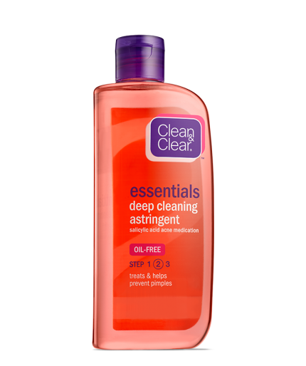 Clean & Clear® Essentials Deep Cleaning Astringent