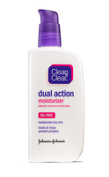 Clean & Clear® Essentials Dual Action Moisturizer