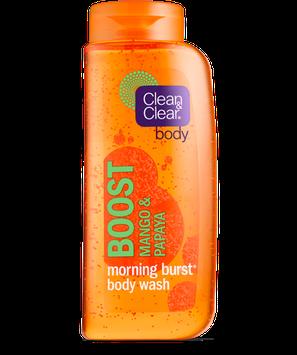 Clean & Clear® Morning Burst® Boost Body Wash