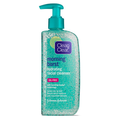 Clean & Clear® Morning Burst® Hydrating Facial Cleanser