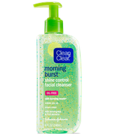 Clean & Clear® Morning Burst® Shine Control Cleanser