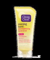 Clean & Clear® Morning Burst® Skin Brightening Facial Scrub