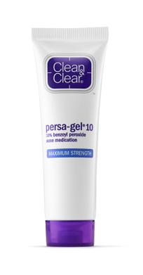 Clean & Clear® Persa-gel® 10 Acne Medication