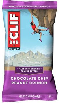 Clif Bar Organic Chocolate Chip Peanut Butter Crunch