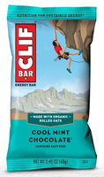 Clif Bar Energy Bar Cool Mint Chocolate