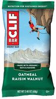 Clif Bar Oatmeal Raisin Walnut