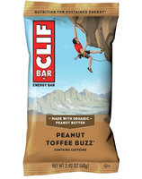 Clif Bar Peanut Toffee Buzz