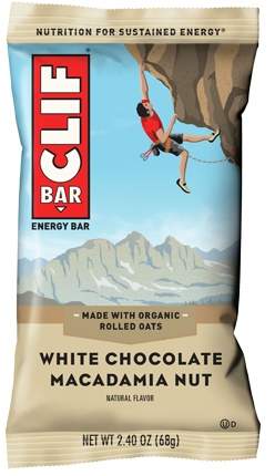 Clif Bar White Chocolate Macadamia