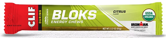 Clif Bloks Energy Chews