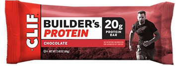 Clif Builder's Chocolate Protein Bar