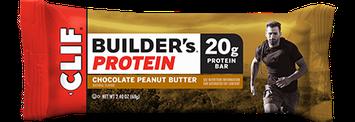 Clif Builder's Chocolate Peanut Butter
