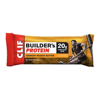 Clif Builder's Crunchy Peanut Butter