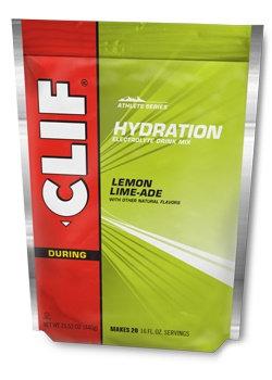 Clif Hydration Electrolyte Drink Mix Lemonade