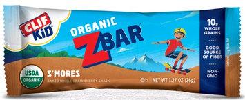 Clif Kid® Organic ZBar S'mores Energy Snacks