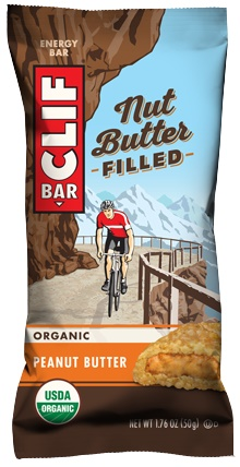 Clif Nut Butter Filled Peanut Butter