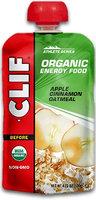 Clif Organic Energy Food Oatmeal Apple Cinnamon